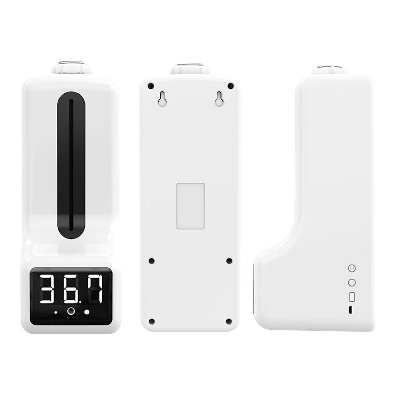 K9 Pro X自动测温免洗消毒一体机